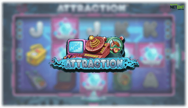 attraction netent slot