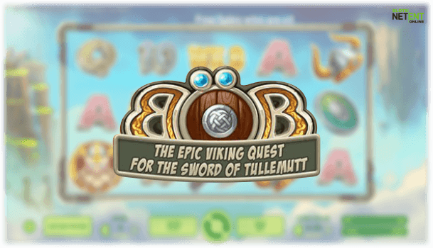 bob the epic viking quest netent slot