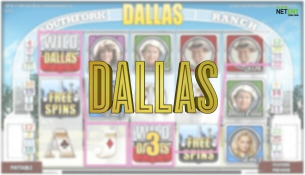 dallas netent slot