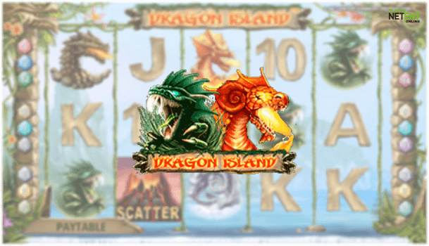dragon island netent slot