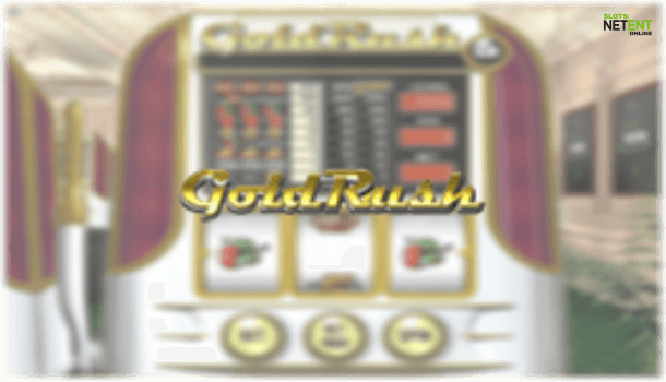 gold rush netent slot