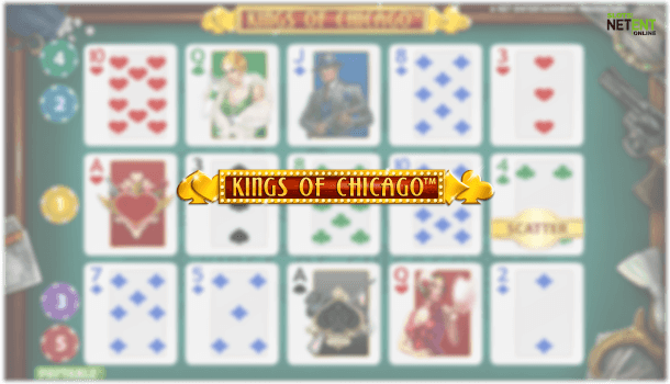 kings of chicago netent slot