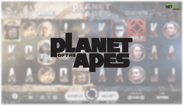 planet of apes netent free slots