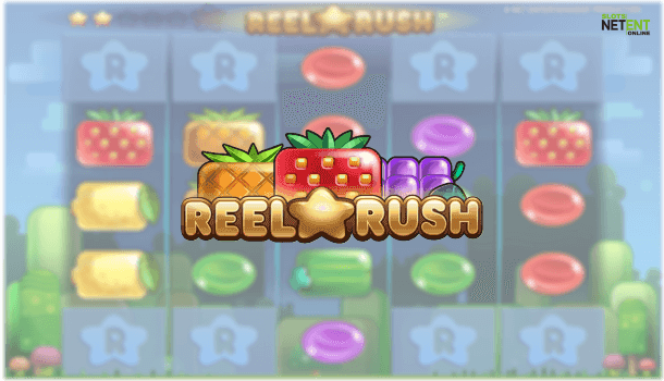 reel rush netent slot