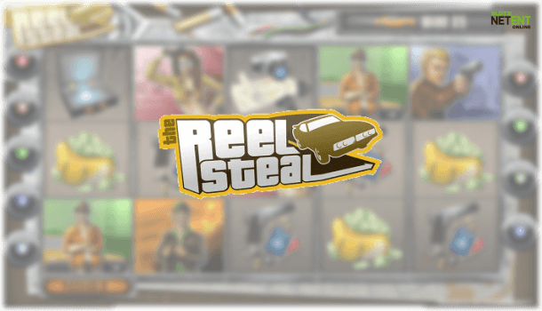 reel steal netent slot