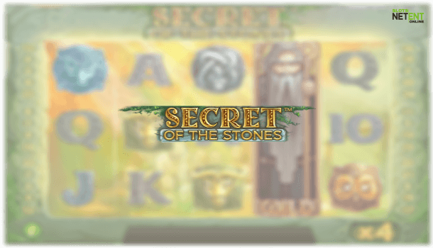 secret of the stones netent slot