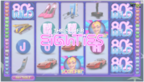 super eighties netent slot