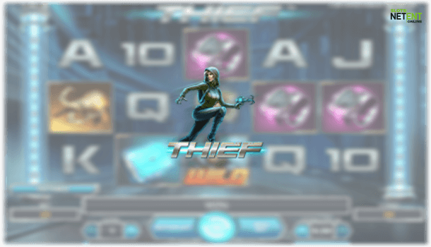 thief netent slot