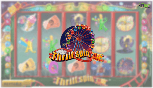thrill spin netent slot